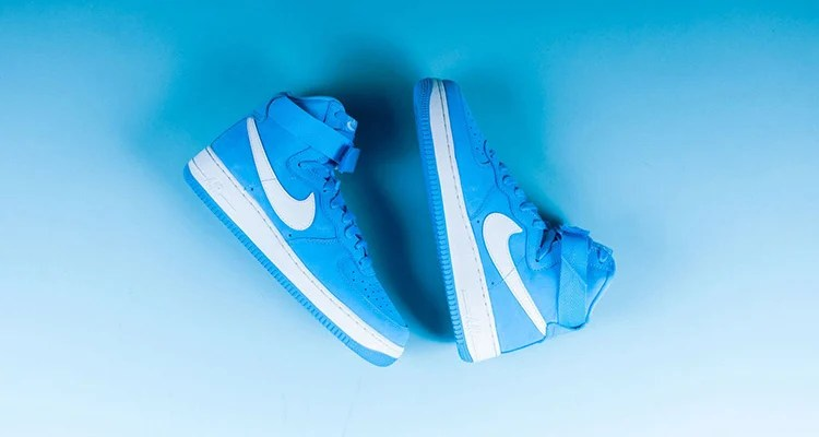 "sale retailer 5d7eb ab0e6 ""Baby Blue"" Nike Air Force 1 s Are Looking Better Than Ever"