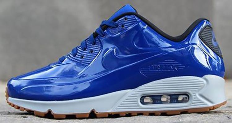 Nike Air Max 90 VT BlueWhite Gum | Nice Kicks