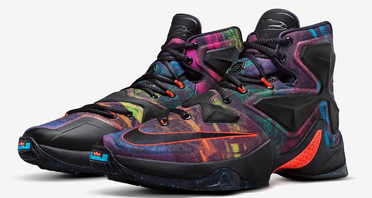 "bd35916c7b8d The Nike LeBron 13 ""Akronite Philosophy"" is Coming Soon"