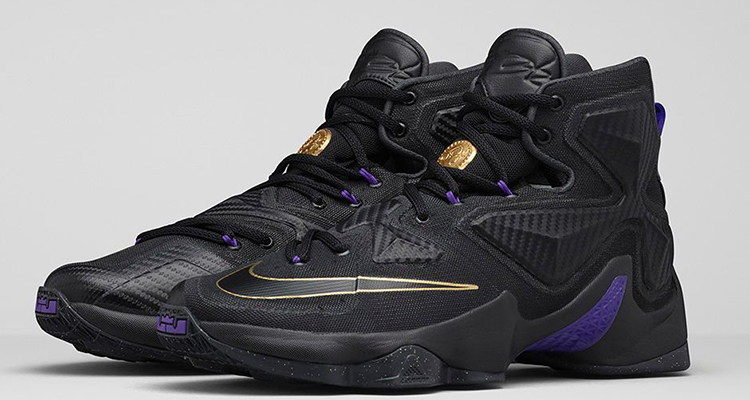 """finest selection d4133 655ed Nike LeBron 13 """"Pot of Gold"""" Release Date"""