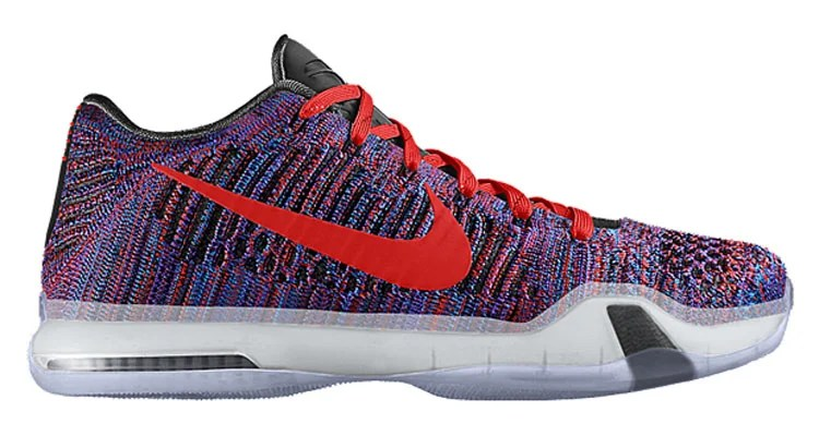 bc4a91c0a0ff ... discount code for a new nike kobe 10 elite low multicolor option lands  on nikeid 9be98 ...