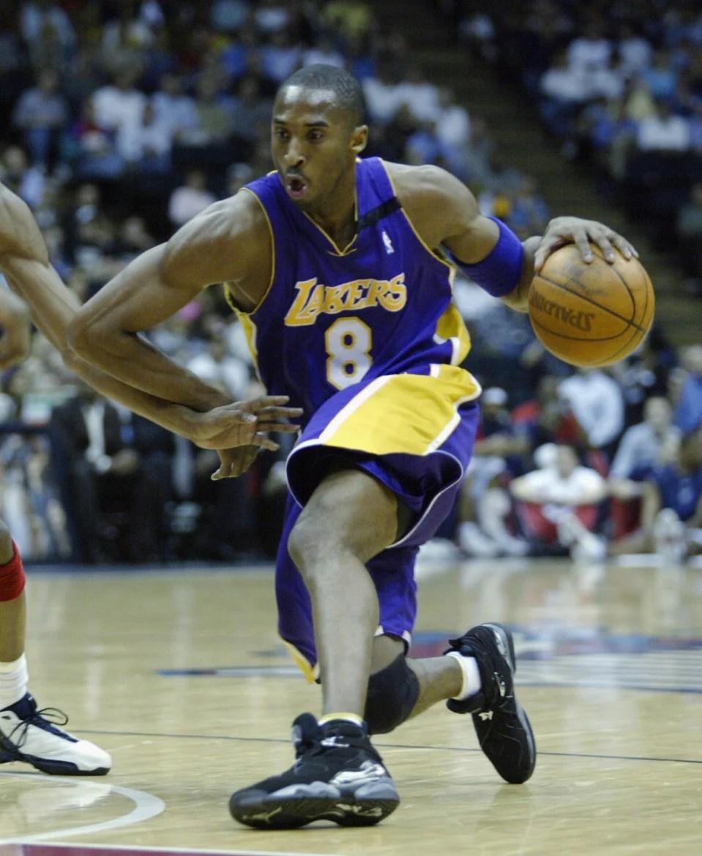 pretty nice 3b3a8 d0e34 Every Sneaker Kobe Bryant Played In | Nice Kicks