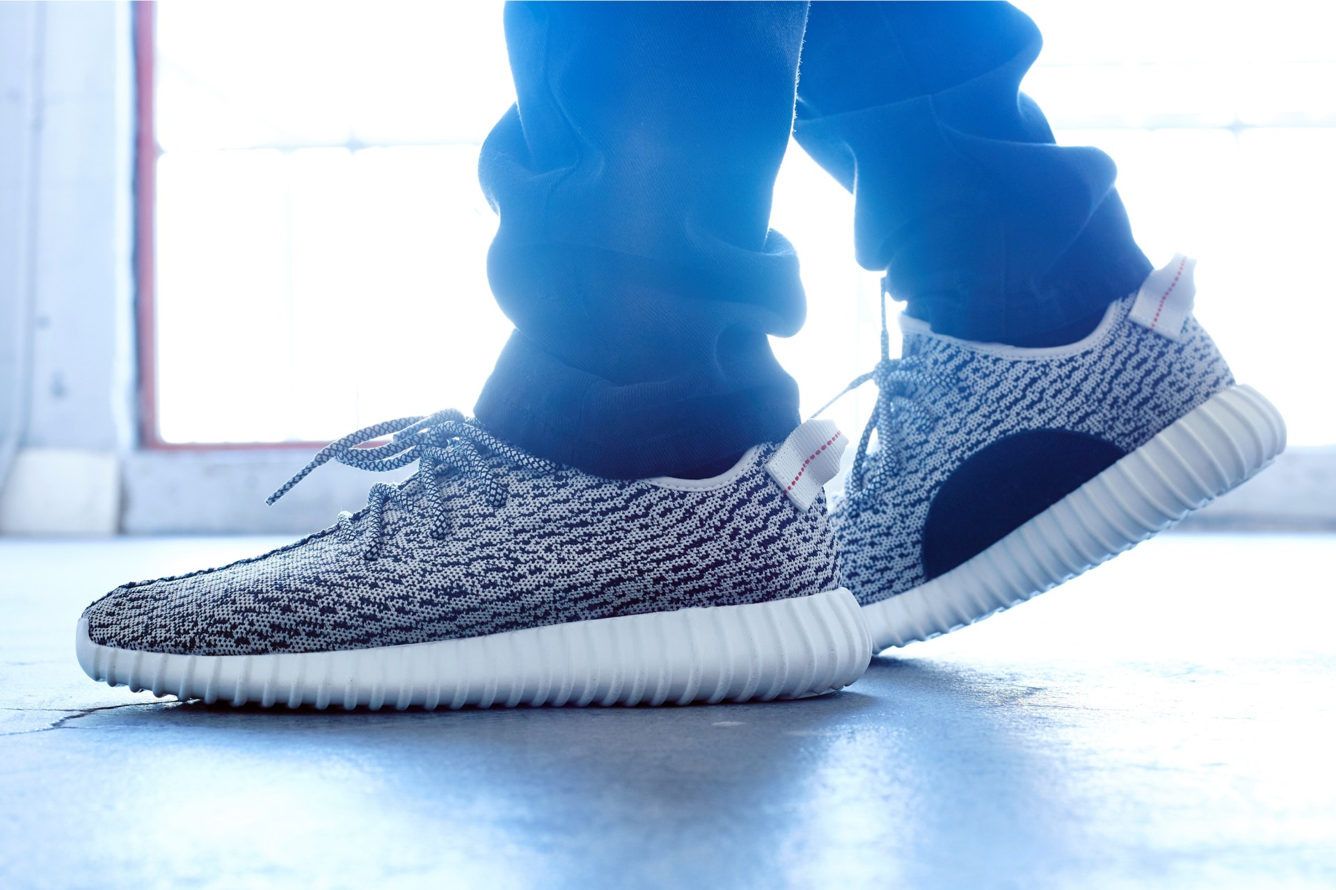 d5e5db09c5b On-Foot Look // adidas Yeezy Boost 350
