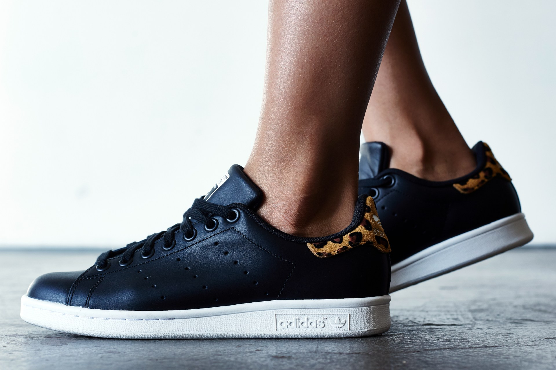 grossiste f84c9 ab5d5 On-Foot Look // adidas Stan Smith