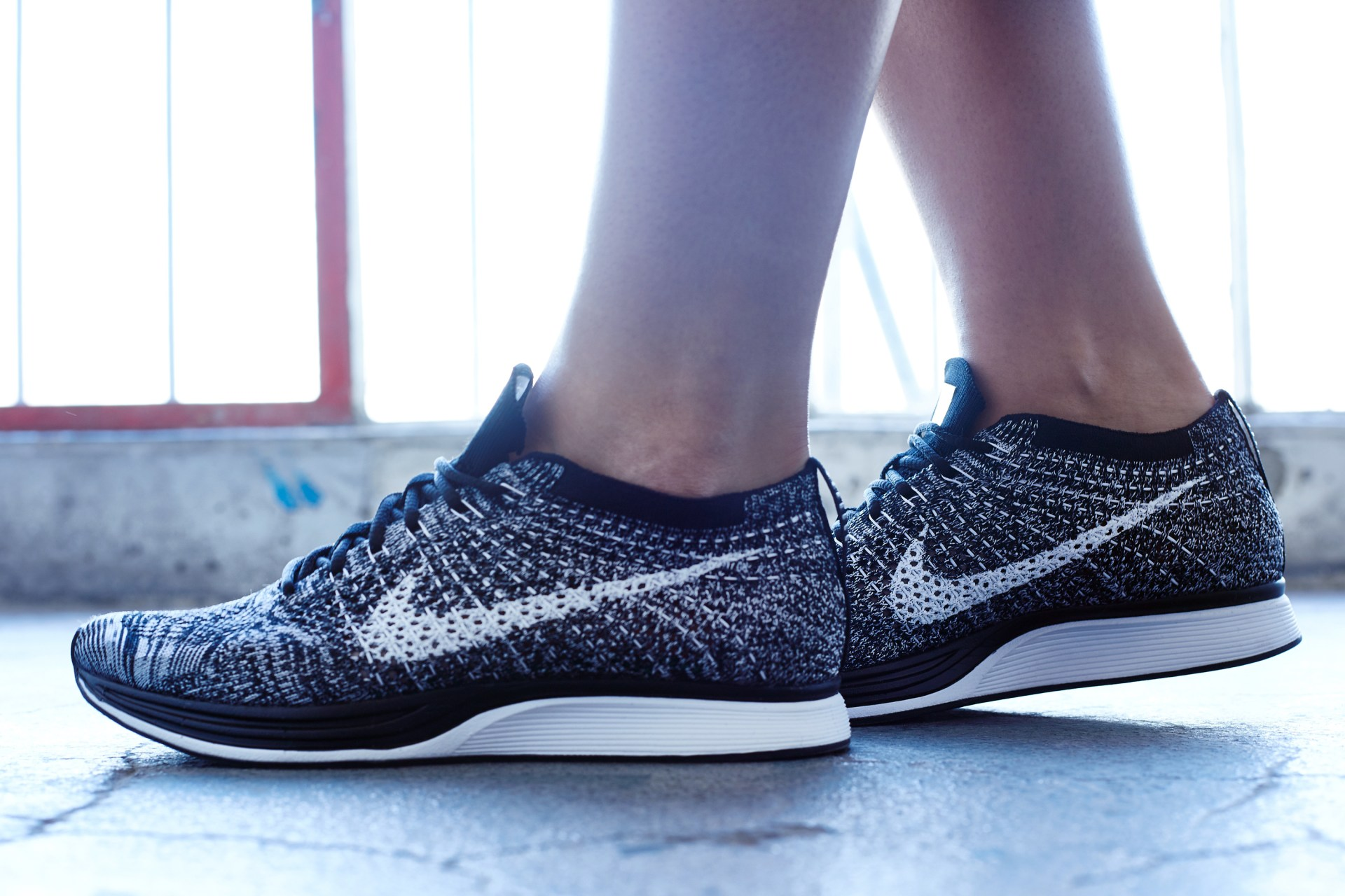 29662cccb7dafb On-Foot Look    Nike Flyknit Racer