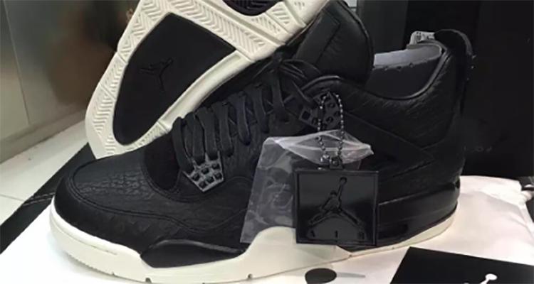 "48ad928d143e A Closer Look at the Air Jordan 4 ""Pinnacle"""