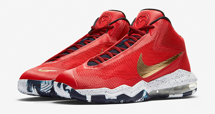 5378ca59b168 Anthony Davis  Nike Air Max Audacity PE is Available Now