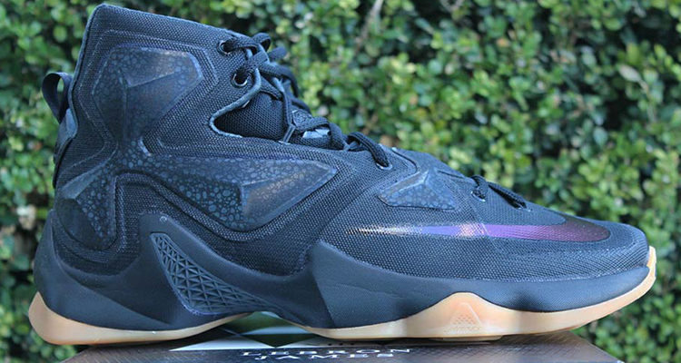 quality design bdc35 27917 Another Look at the Nike LeBron 13