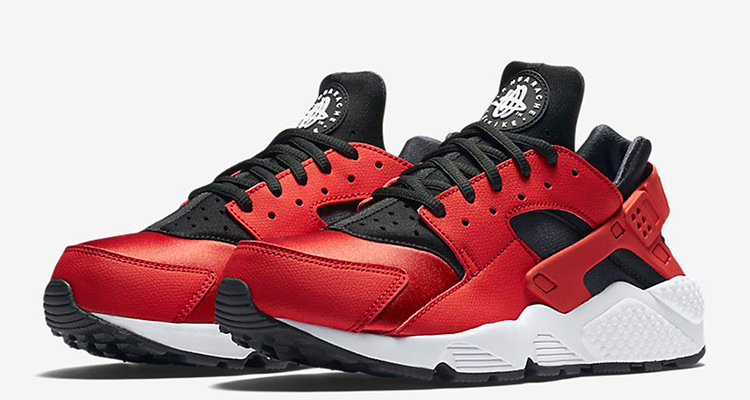 cf76754b0dd3 Black and Red Nike Air Huaraches Just Released