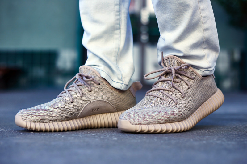 "adidas Yeezy Boost 350 ""Oxford Tan"" On-Foot Look"