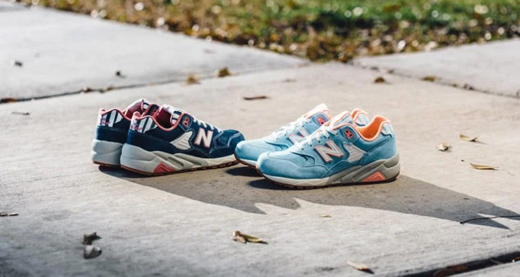 New Balance 580 Seaside Hideaway Pack