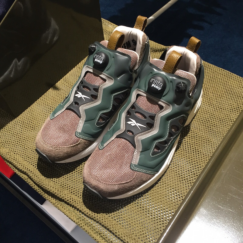 detailed look 10b55 3c711 Agenda Report  A Look at This Summers Garbstore x Reebok Collection