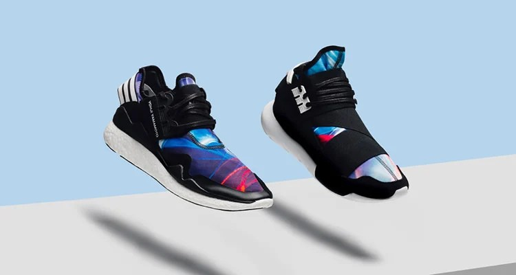 """buy popular 39c63 01f4e Available Now    adidas Y-3 """"Brownian"""" Pack"""