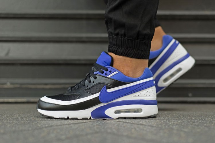 "Nike Air Max BW ""Persian Violet"" On-Foot Look"
