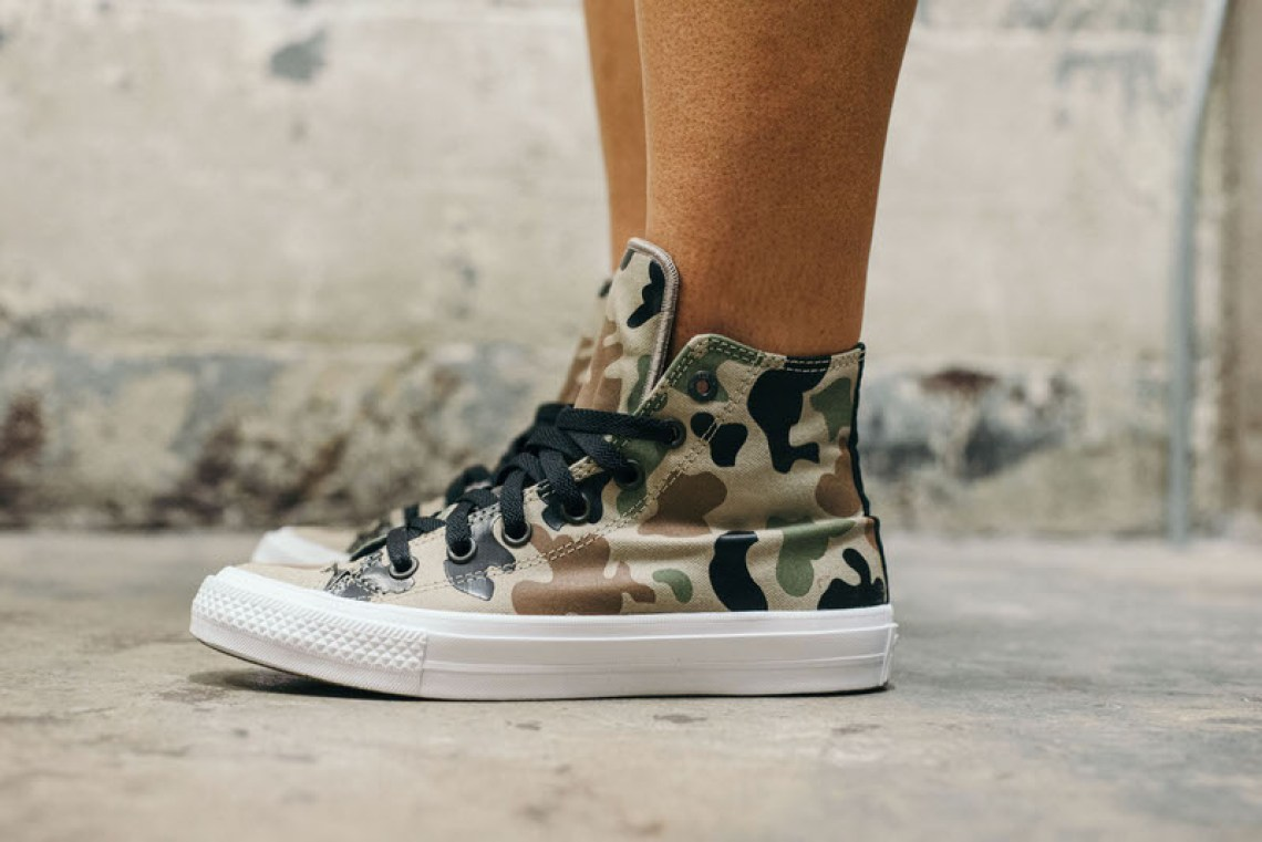 how to make converse look new