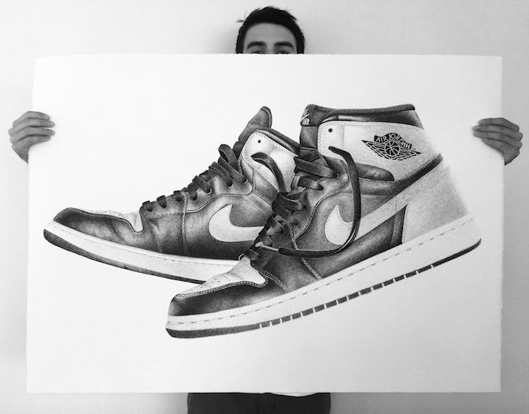 Drawing-Air-Jordan