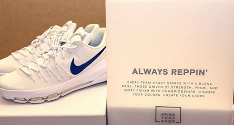 Nike KD 8 Duke PE