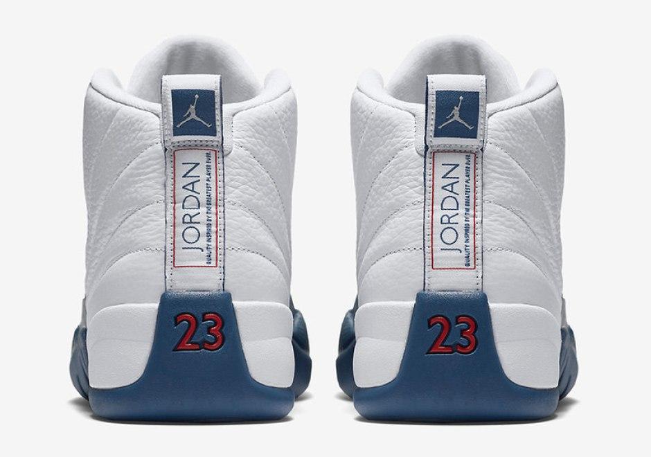 """ba279e704b28 Air Jordan 12 """"French Blue"""" Air Jordan 12"""