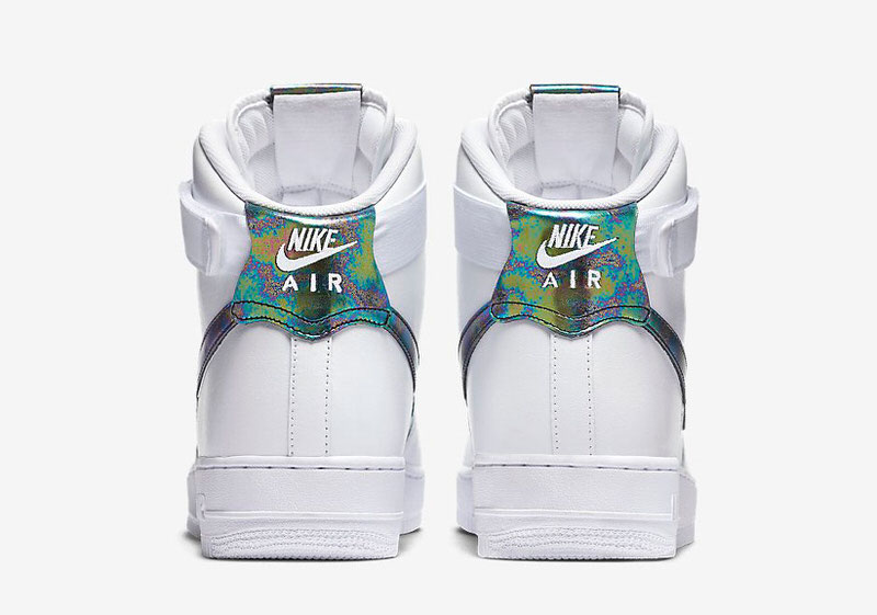 ... Nike Air Force 1 High LV8 Iridescent
