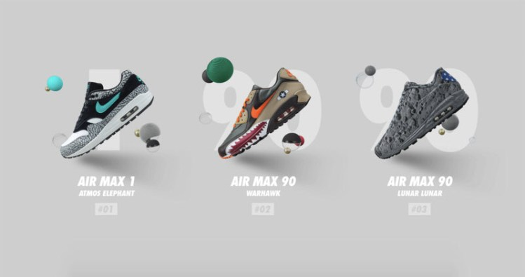 Nike Air Max Vote Back