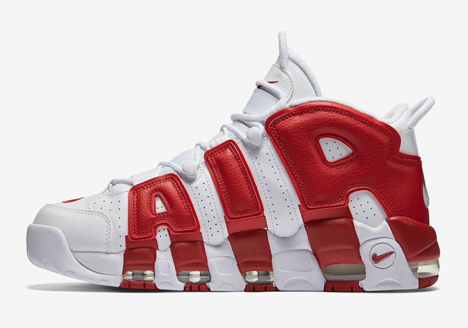 39ad85bae49 Nike Air More Uptempo // A Complete Guide | Nice Kicks