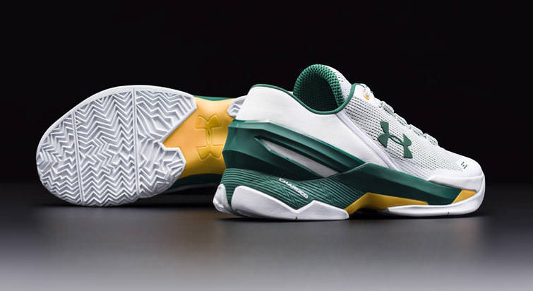 save off 6f034 00ddf Under Armour Curry Two Low