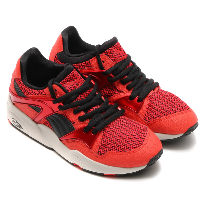 wholesale dealer 077af af2ba PUMA Blaze of Glory Updated with Knit Construction   Nice Kicks