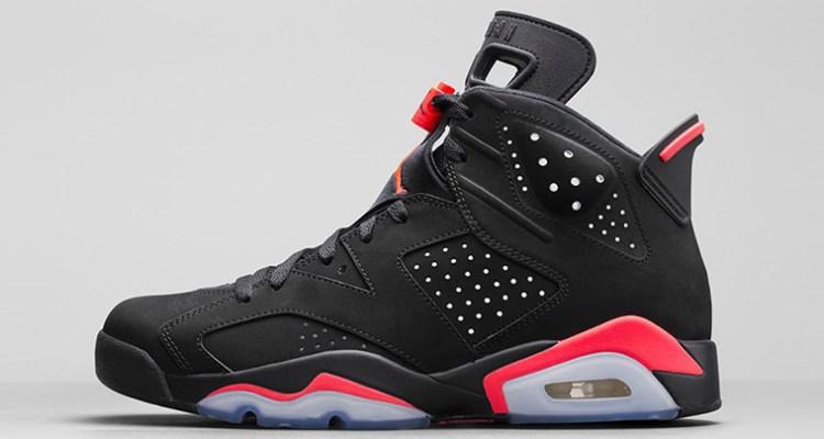 Air Jordan 6 Infrared Restock fae22aad2