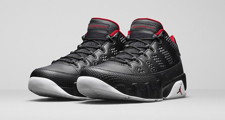 watch 9fd64 09519 Air Jordan 9 Low | Nice Kicks