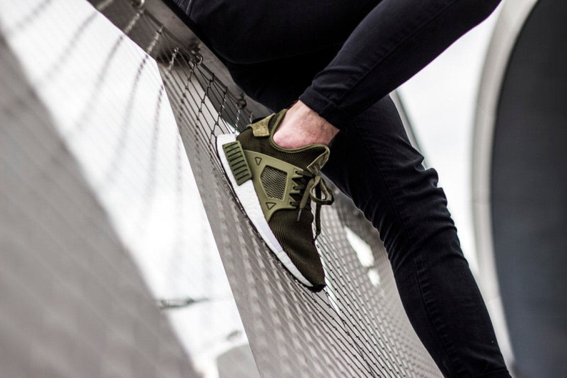 """adidas NMD XR1 """"Olive"""""""