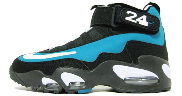 official photos d86ed 9885a Nike Air Griffey Max 1 Freshwater