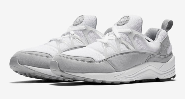 Nike Air Huarache Light White Grey