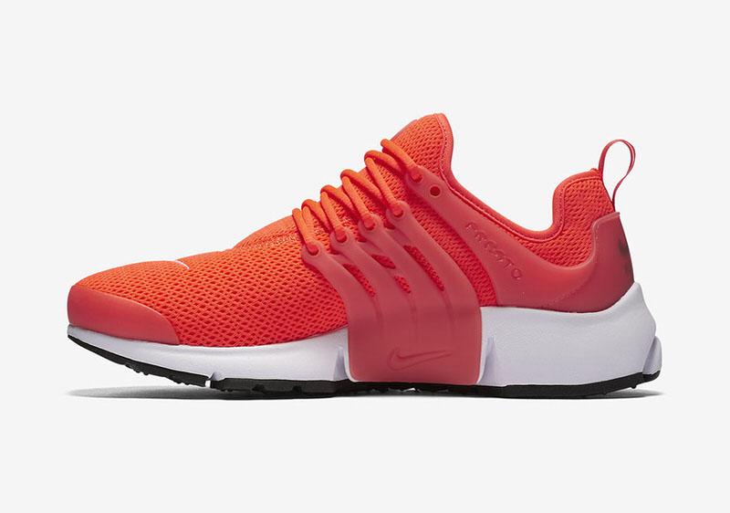 Nike Air Presto Total Crimson Nike Air Presto Total Crimson