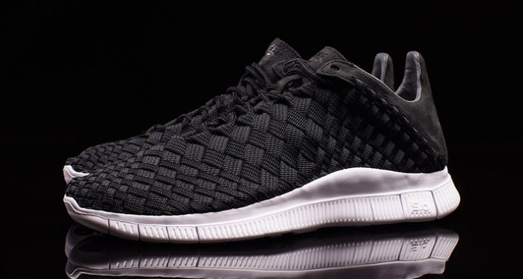 finest selection ffdaf 4adcd Nike Free Inneva Woven Black