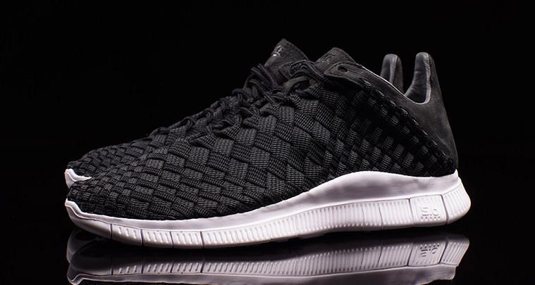 "online store 576d3 5b16b Nike Free Inneva Woven ""Black""    Available Now"