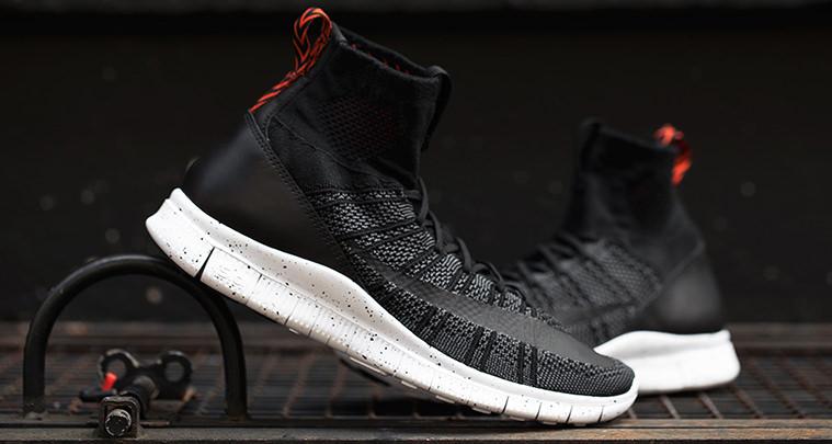 Nike Free Mercurial Flyknit F.C. // A Closer Look