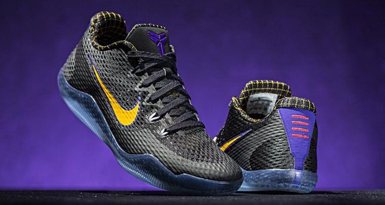 "newest collection 1b885 2fc81 Nike Kobe 11 ""Carpe Diem""    Release Date"