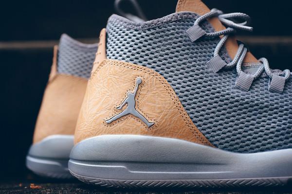 new product 137c5 802cd Jordan Reveal Wolf Grey Vachetta Tan