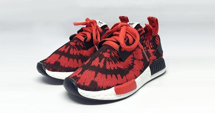 Nice Kicks x Adidas NMD Replica
