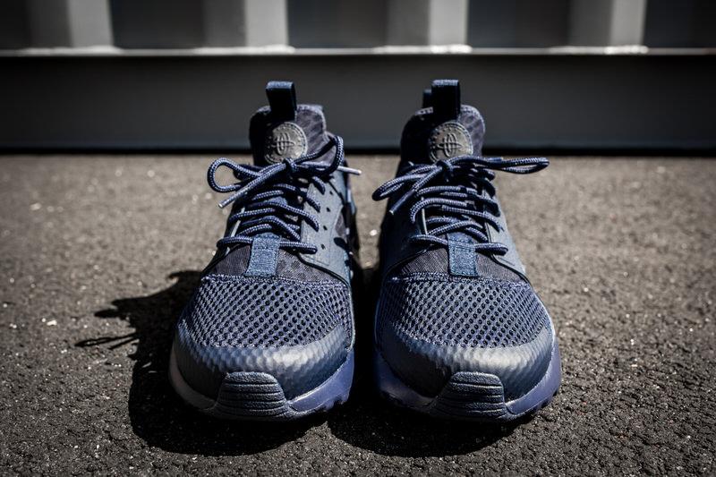 ... Nike Air Huarache Run Ultra BR Midnight Navy