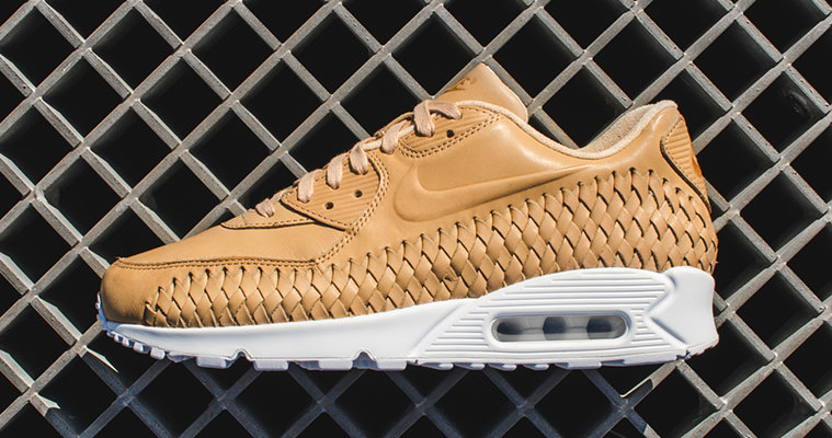 size 40 30827 3dfee Nike Air Max 90 Woven Vachetta Tan    Coming Soon