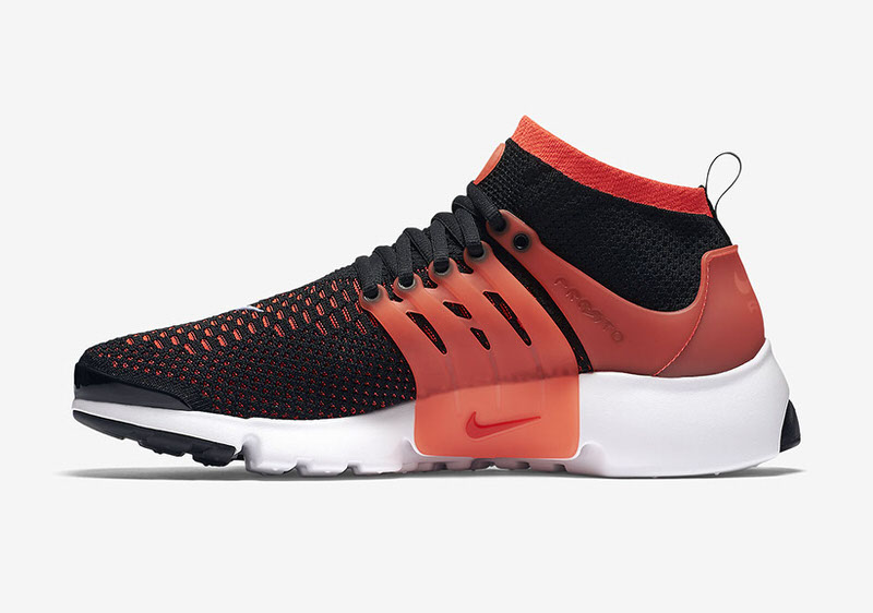 ... Nike Air Presto Ultra Flyknit Bright Crimson
