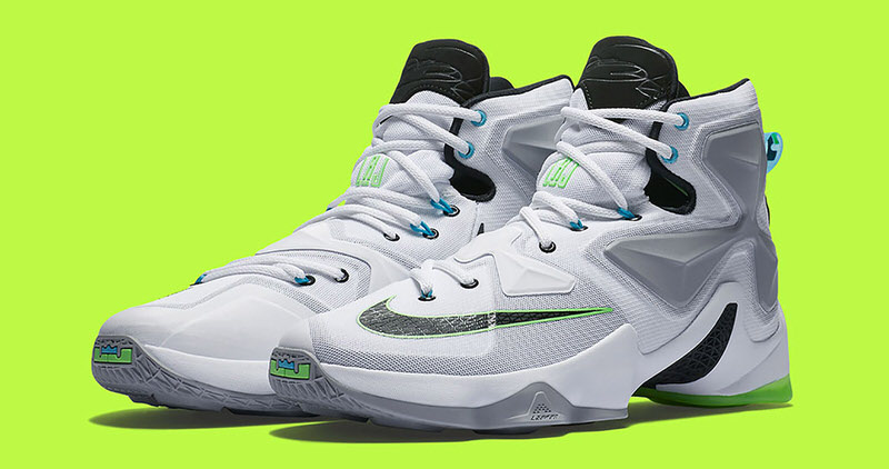 hot sale online 693b4 73adf Nike LeBron 13 Receives Inspiration from Billy Hoyle s Sneakers