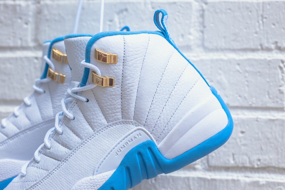 Air Jordan 12 GG University Blue