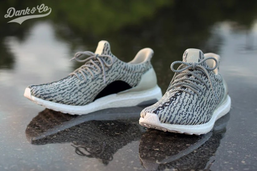 adidas ultra boost turtle dove by dank customs nice kicks. Black Bedroom Furniture Sets. Home Design Ideas