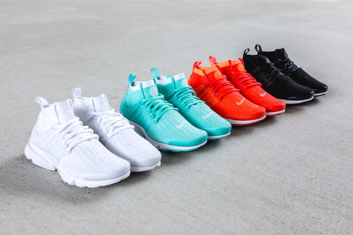 best sneakers 988cb a7f9f New Nike Air Presto Ultra Flyknit Colorways Drop This Week | Nice Kicks
