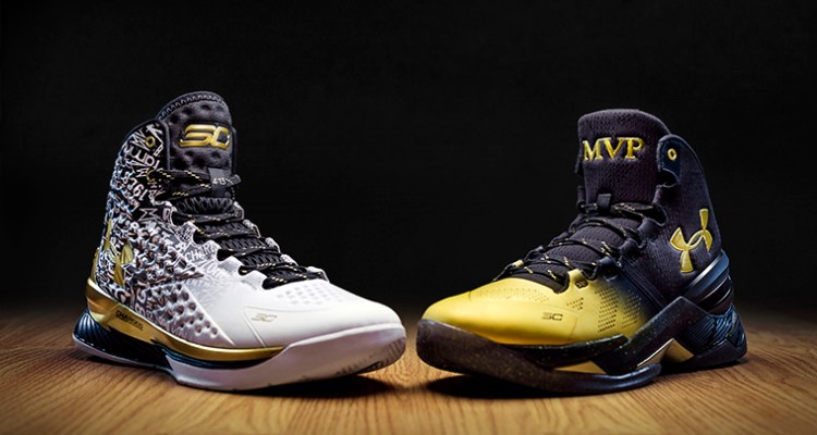 Under Armour Curry MVP Back to Back Pack