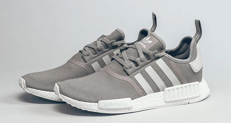 reputable site 17874 3a19c adidas NMD R1 Grey/White | Nice Kicks