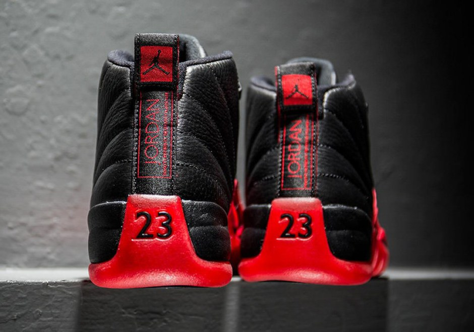 Air Jordan 12 Flu Game