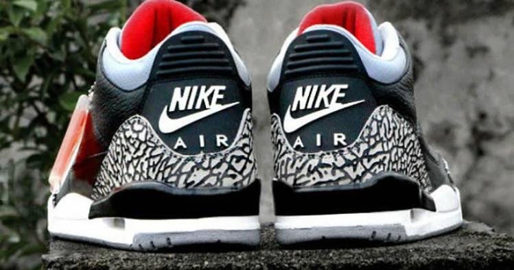 Air Jordan 3 88 Black/Cement